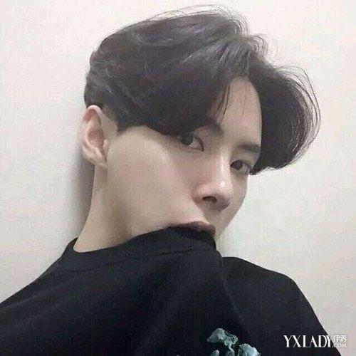 【图】男士中分发型大理型有哪些
