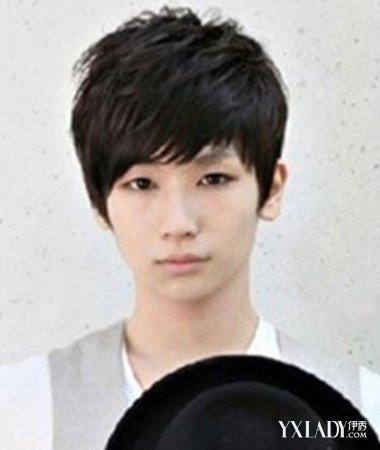 【图】v发型韩国男高中生发型随时随地当街头东台私立高中图片