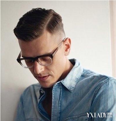 【图】欧美发型男短发三七分发型介绍 (400x419)图片