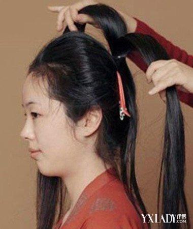 【图】介绍古代的头发怎么扎图片