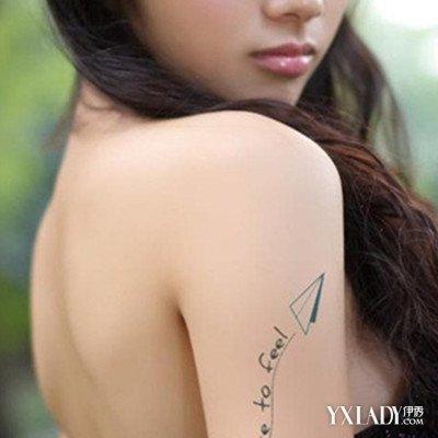 【图】怎么去除纹身贴呢 教你轻松去除瘟神_怎么去除纹身贴图片