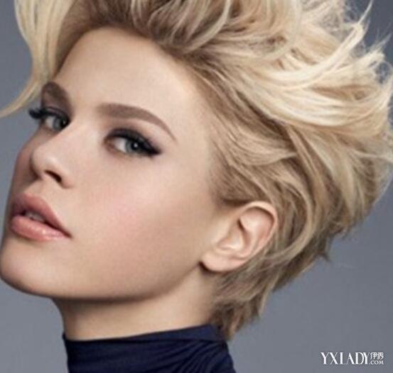 【图】易打理发型烫发发型欣赏几款大全让你发型女孩10短发图片图片