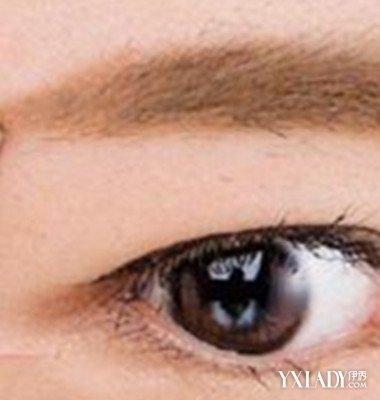 【图】圆脸眉毛的画法详细图解