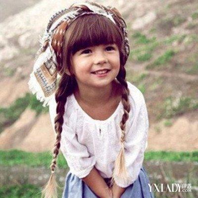 【图】汇总女小童短发扎法 6种可爱发型随你选