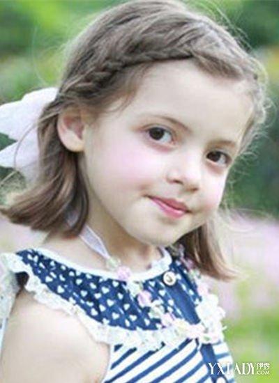 【图】小女孩扎头发简单好看的步骤教程 六种