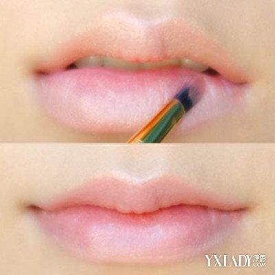 【图】裸粉色嘴唇少女感十足 六大步骤教你打造魅力裸
