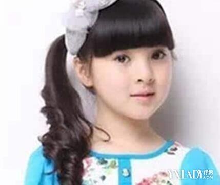 教你小女孩简单发型扎法 4种方法让你做个清新小公主