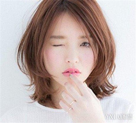 【图】外翻刘海弄4款发型教你拥有甜美2015齐刘海卷发图片