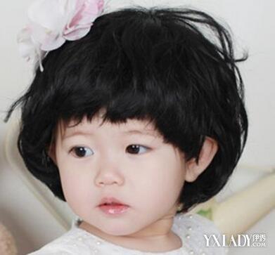 【图】小女孩可爱短发发型大全 9种发型教你打造呆萌可爱范图片