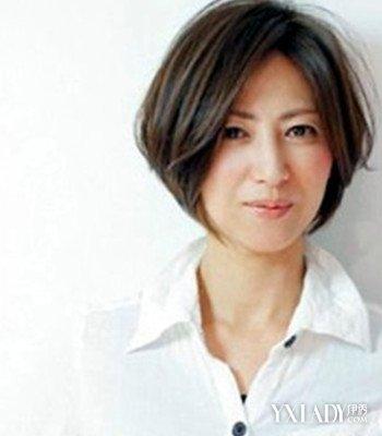 中老年女士短发图片展示 4款发型减龄又时尚