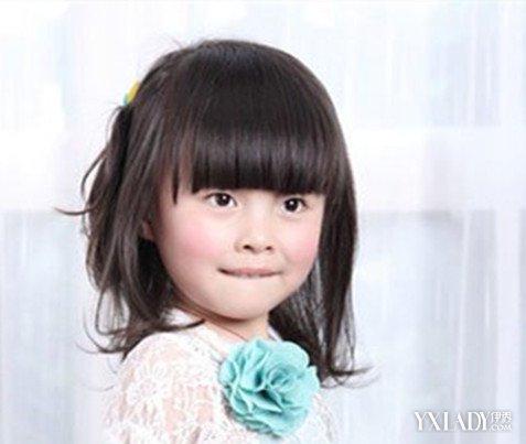 小女孩发型图片大全:盘点9款适图片