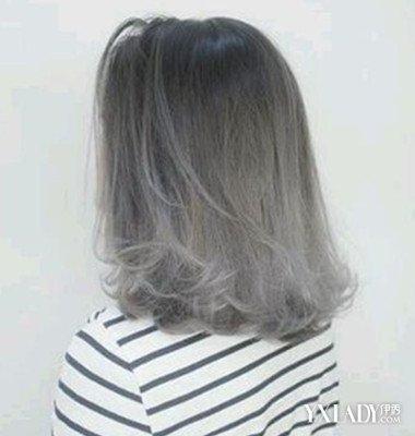 黑灰色头发怎么染 染完的头发如何褪色