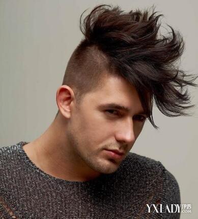 【图】头大发型圆脸男生飞大全v发型酷帅发型短发图片机头短发潮流盘发图片