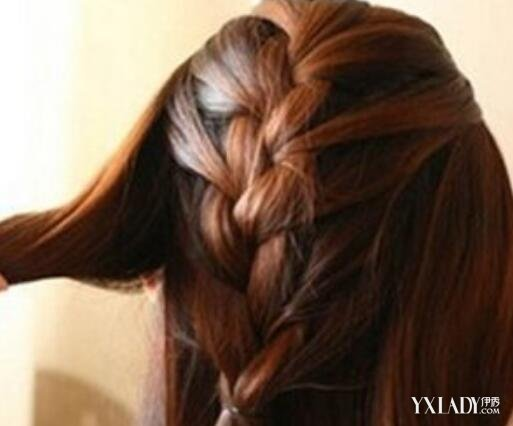 前额头发少适合理什么发型 5种发型让你成为女神