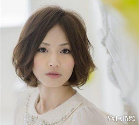 【图】国字脸适合的短发发型图片大全 气质女人味优雅