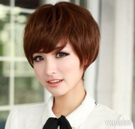 四方脸适合的短发型有哪些 教你撘出满意的短发图片