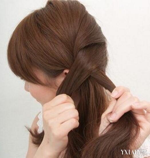 【图】头型扎头发简单好看教你可以a头型有什么学生打造帮自己v头型系统图片