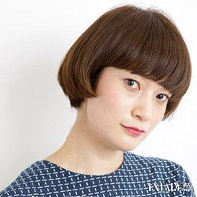【图】爱心编发齐耳圆脸短刘海?4款短发甜小小孩适合短发