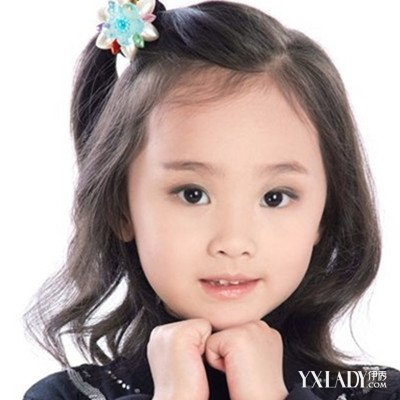 【图】发型齐耳空气扎好看4款短发打造可发刘海直短发型小孩图片