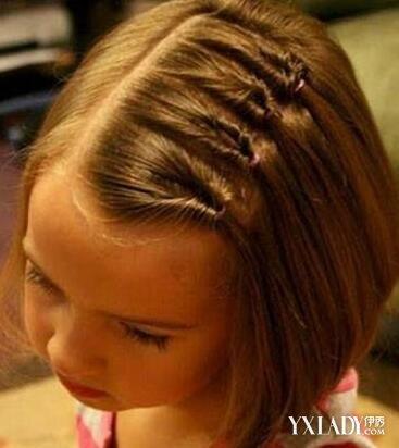 【图】12岁女孩长发简单编扎技巧分享 六种发型编法教图片