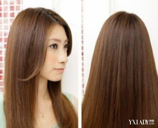 【图】拉直头发后怎么护理与保养 女生头发护理方法教程
