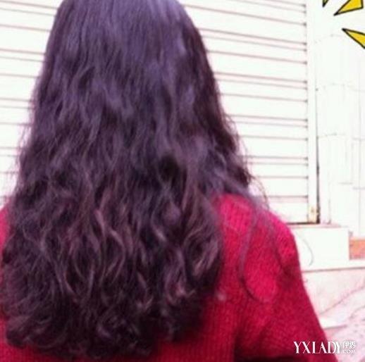 烫水波纹如何烫?为什么好多发型师不敢烫?求美发大师说说,再次谢谢!图片