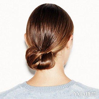 【图】时尚盘发发型步骤盘点 轻松突显个人魅力