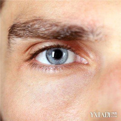 图分析男生眼睛凹陷是什么原因三种方法让你拥有