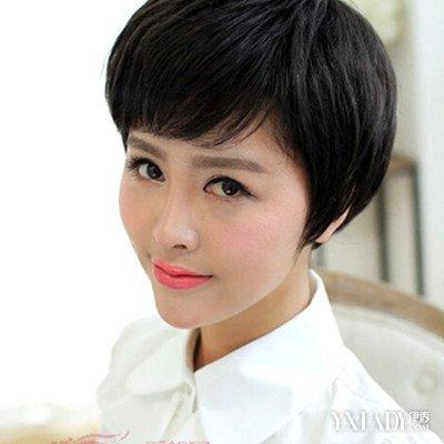 适合40岁女人的短发发型【组图图片