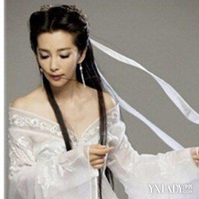 古风汉服发型教程 古典优雅的美_发型设计