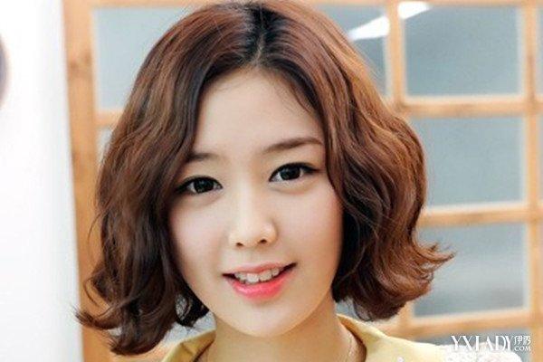 【图】盘点学生短发微卷发型图片 总有一款适合想要换