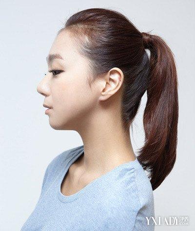 【图】怎么用头发绑马尾 清凉夏日实用的马尾辫扎法图解