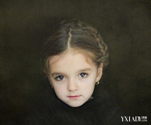 【图】小女孩妈妈图解编发介绍女生必学的盘短发齐耳短发内扣图片