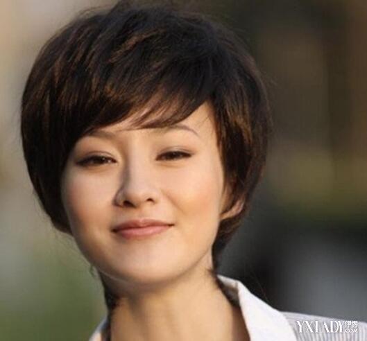 老年人短发烫发发型图片 几款发型让你瞬间年轻十岁