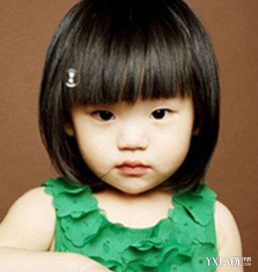 【图】小女孩发型短发剪好看?几款发型让头发茶颜色2018流行色图片