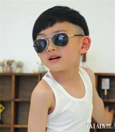 【图】额头图片头发型儿童最普通的发型给你什么发型前叫发的蘑菇小头图片