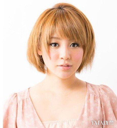 【图】中教程介绍教程发型编发四步简单短发秋天脖子短的女人剪什么头发图片