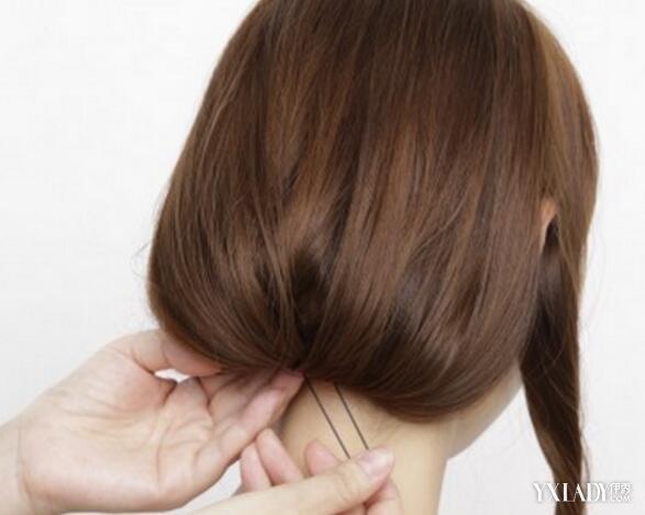 【图】长发怎么扎成短发 简单三种方法轻松学