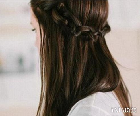 今天就分享这款时尚编发教程图解,快来学下自己diy好看发型吧.
