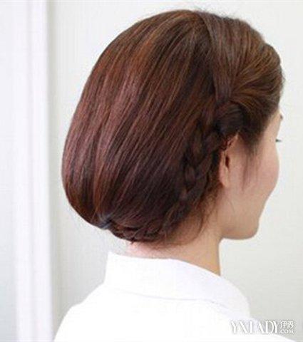 齐耳短发怎么扎好看 四招帮你解决齐耳短发的烦恼图片