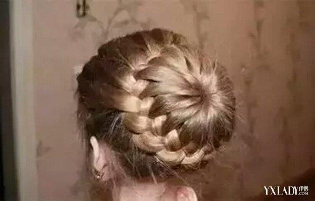 【图】披发编发发型教程图片