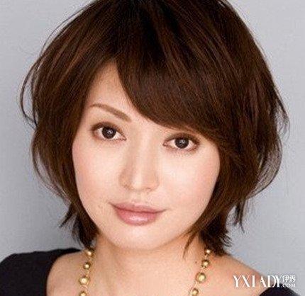 三七分刘海怎么编发或打理才好看 4款甜美发型任你挑选图片