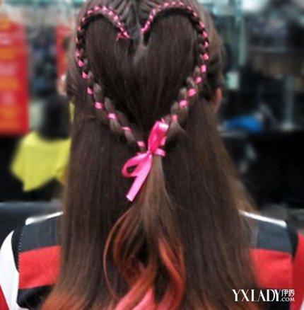 盘点4款披肩编发发型 甜美好看发型为你大放送图片