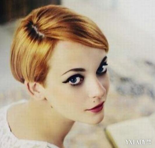 女生简单大方的发型图片 清纯百变大方图片