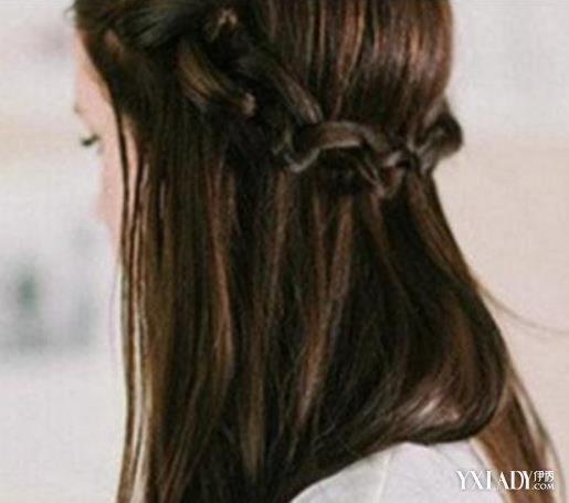 【图】女生发型设计步骤图介绍