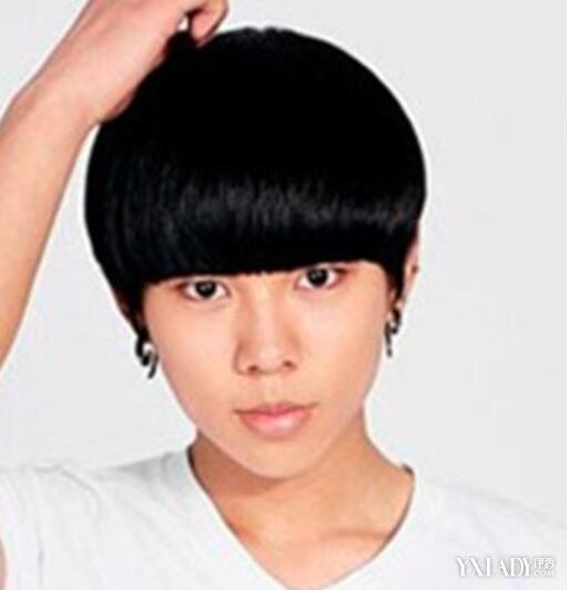 【图】男生盖盖头发型图片大全 男生帅气的发型选择图片