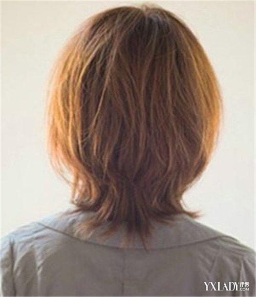 【图】女生短发后脑勺发型好看吗