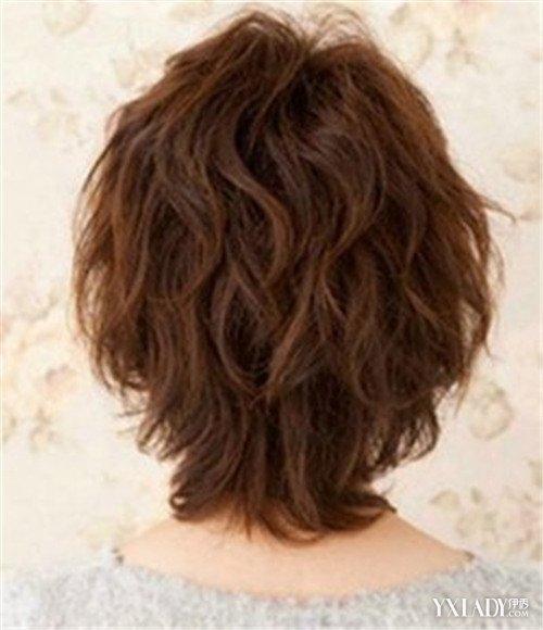 【图】发型女生后脑勺黑发好看3种短发图片发型怎么编发短发图片