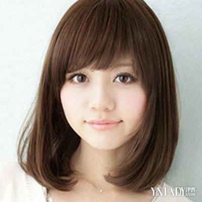 方脸女生适合的短发发型学生造型推荐 4款短发皆是修颜高手图片