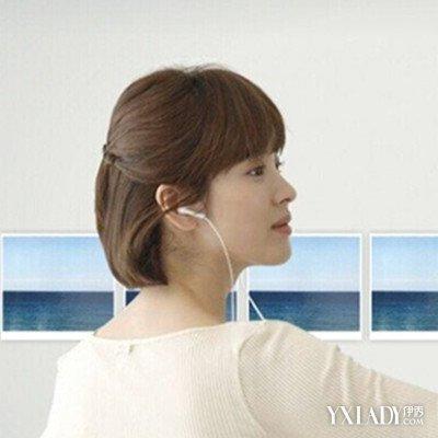 【图】宋慧乔短发齐耳发型展示 尽显高冷女王范_明星图片